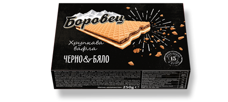 "Wafers ""Borovets"" pack 15"