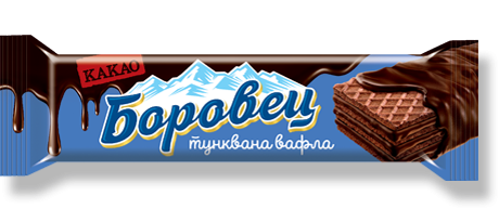 "Wafer ""Borovets Cocoa"""